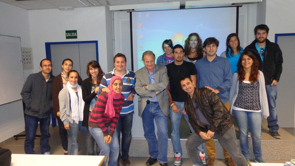 Conferencia de Dr. Fernando de la Gándara